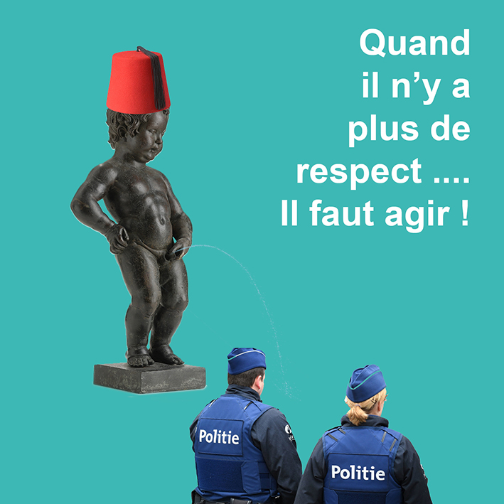 Bruxelles : Violences urbaines …. The same procedure as every year !